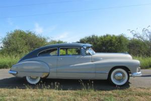 1948 Buick Roadmaster Other SEDANETTE TORPEDO BACK Super 8 RARE SURVIVOR