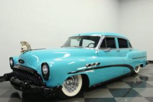 1953 Buick Super Sedan