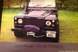 1989 Land Rover Defender Chellenge