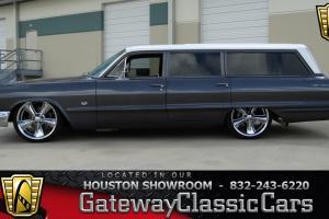 1963 Chevrolet Bel Air/150/210
