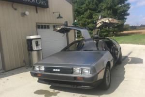 1981 DeLorean Photo