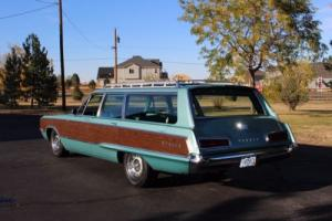 1967 Dodge Polara Wagon