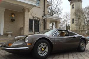 1973 Ferrari DINO 246 GTS for Sale