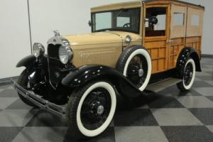 1930 Ford Model A Woody