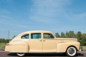 1947 Lincoln Other Zephyr Sedanette Fastback Photo