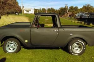 1967 international scout Photo