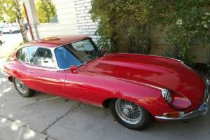 1967 Jaguar E-Type 2+2