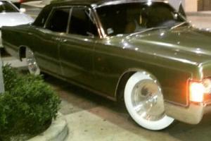 1968 Lincoln Continental Sedan