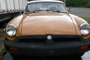 1976 MG MGB * 21,500 Miles * Been Stored for Years Photo