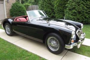 1962 MG MGA MARK II Photo