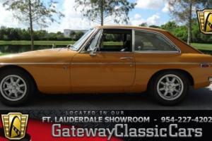 1970 MG MGB GT Photo