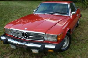 1974 Mercedes-Benz 400-Series SLC
