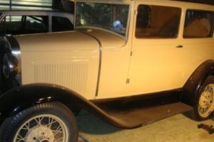 1929 Mercury Tracer