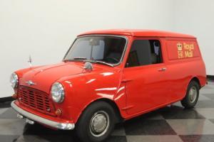 1966 Morris Mini Panel Van