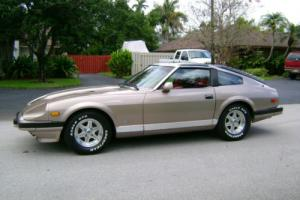1983 Nissan 280ZX 280ZX