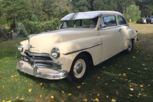 1950 Plymouth Deluxe Deluxe
