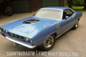 1971 Plymouth Barracuda Cuda Photo