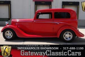 1934 Plymouth 2 Door Sedan