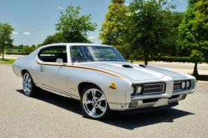 1969 Pontiac GTO Real Deal GTO! Judge Tribute! Super Clean!