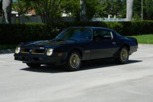 1976 Pontiac Trans Am #S MATCHING WX CODE 455 5 SPEED