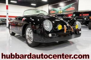 1957 Porsche 356 130 HP Porsche Speedster Outlaw Replica, WOW!