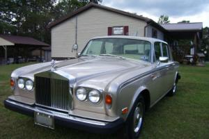 1979 Rolls-Royce Silver Shadow Photo