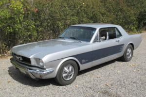 1966 Ford Mustang Turbo coupe