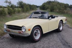 1970 Triumph TR-6