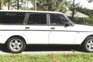 1983 Volvo 240 GLT Photo