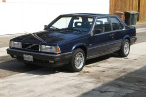 1989 Volvo 780 GLE Turbo