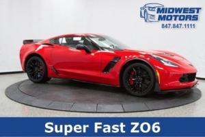 2016 Chevrolet Corvette Z06 2LZ