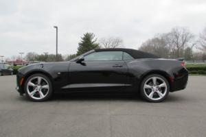2016 Chevrolet Camaro 2dr Convertible SS w/2SS
