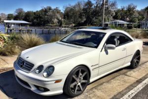 """2003 Mercedes-Benz CL-Class CL55 AMG Eurocharged 550hp 200mph 20"""" Niche"""