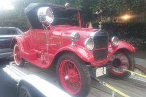 1927 Ford Model T Convertible Coupe