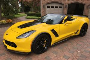 2015 Chevrolet Corvette 3LZ