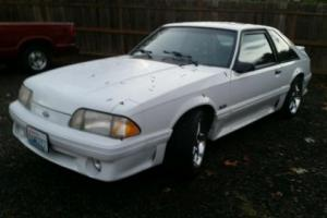 1989 Ford Mustang GT