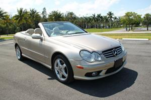 2004 Mercedes-Benz CLK-Class Only 87k miles! Just serviced! $195/month WOW