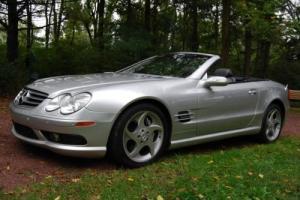 2004 Mercedes-Benz SL-Class SL 55 65 600 SL55 SL65