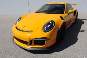 2016 Porsche 911 2dr Coupe GT3 RS