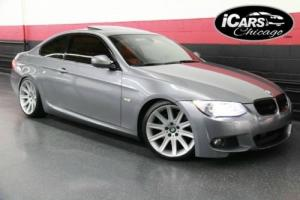 2011 BMW 3-Series Manual M Sport 2dr Coupe