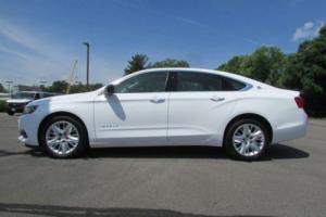 2016 Chevrolet Impala 4dr Sedan LS w/1LS
