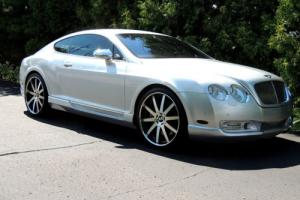 2004 Bentley Continental GT GT Photo