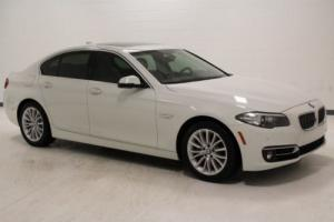 2015 BMW 5-Series 528i***LUXURY LINE***PREMIUM PACKAGE***NAVIGATION***
