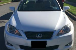 2009 Lexus IS is250