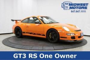 2007 Porsche 911 GT3 RS Photo