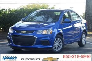 2017 Chevrolet Sonic 4dr Sedan Automatic LT Photo