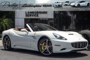 2014 Ferrari California Photo