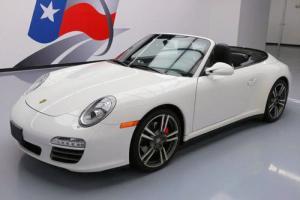 2012 Porsche 911 CARRERA 4S CONVERTIBLE AWD PDK NAV