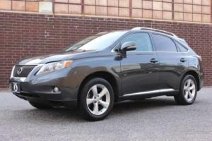 2010 Lexus RX Photo