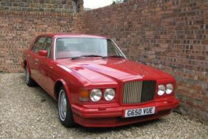 Bentley Mulsanne S 1989 Long MOT Photo